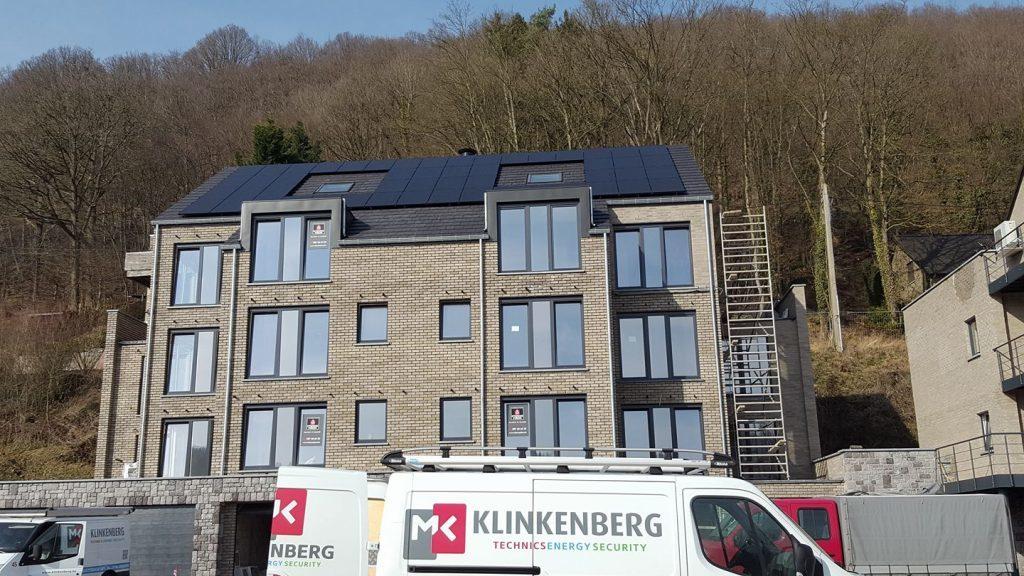 Reparaturwerkstatt für photovoltaikanlagen